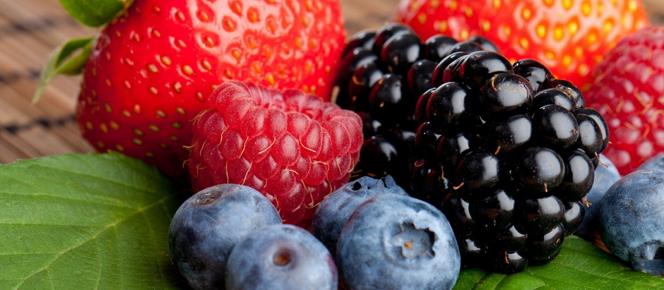 Prevention Strategy 4: B's of Prevention: Berries and Broccoli to Fight Cancer.