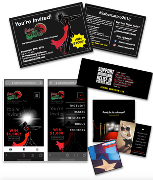 Special Event Promotion &  Branding