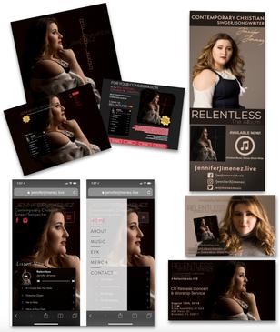 Artist Branding & Design