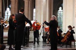 L'orchestre du Pays de Dreux
