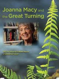 Joanna Macy and The Great Turning