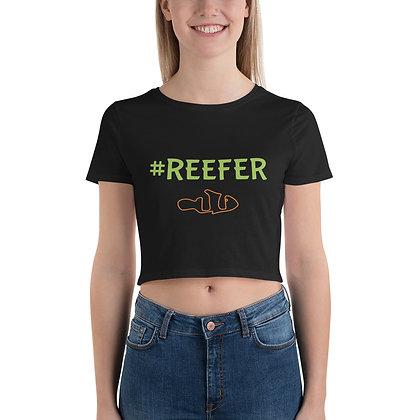 # REEFER - Women's Crop Tee