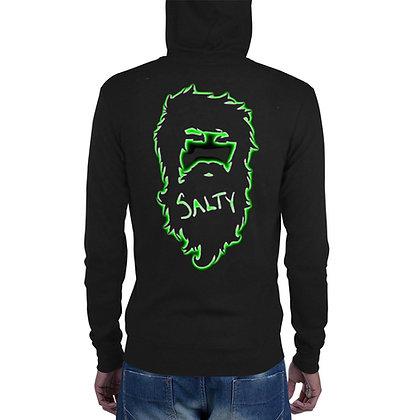 Mr. Salty's Zip Hoodie