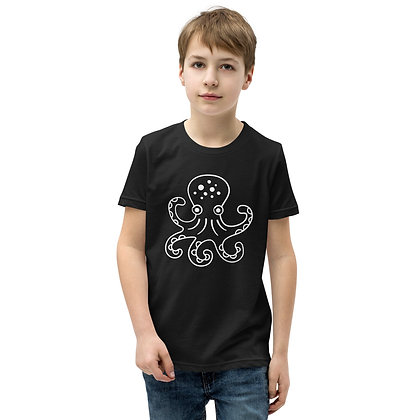 Lil Salty's Octopus Short Sleeve T-Shirt