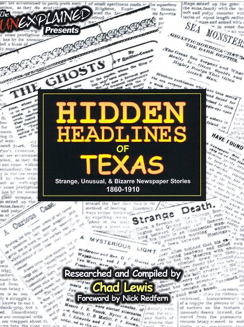 Hidden Headlines of Texas