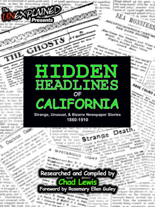 Hidden Headlines of California