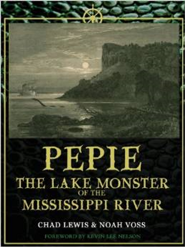 Pepie the Lake Monster of the Mississippi River