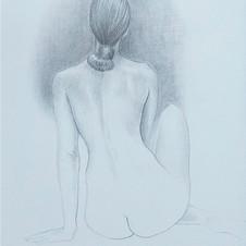 D03.        Crayon  graphite sur papier