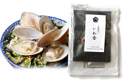 『鉄板焼き いわ倉』割烹茶漬け 【蛤】はまぐり