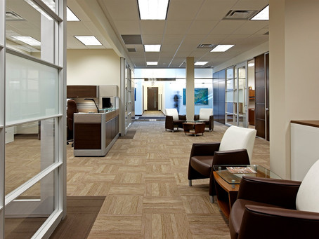 6 Tips for Office Interior Design