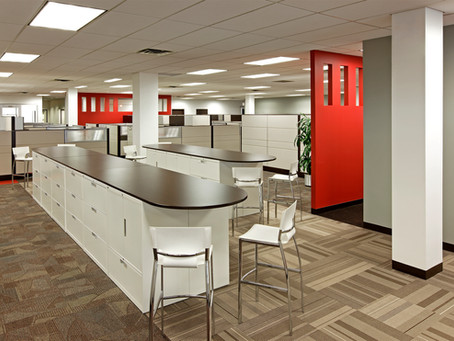 Commercial Interior Design Tips
