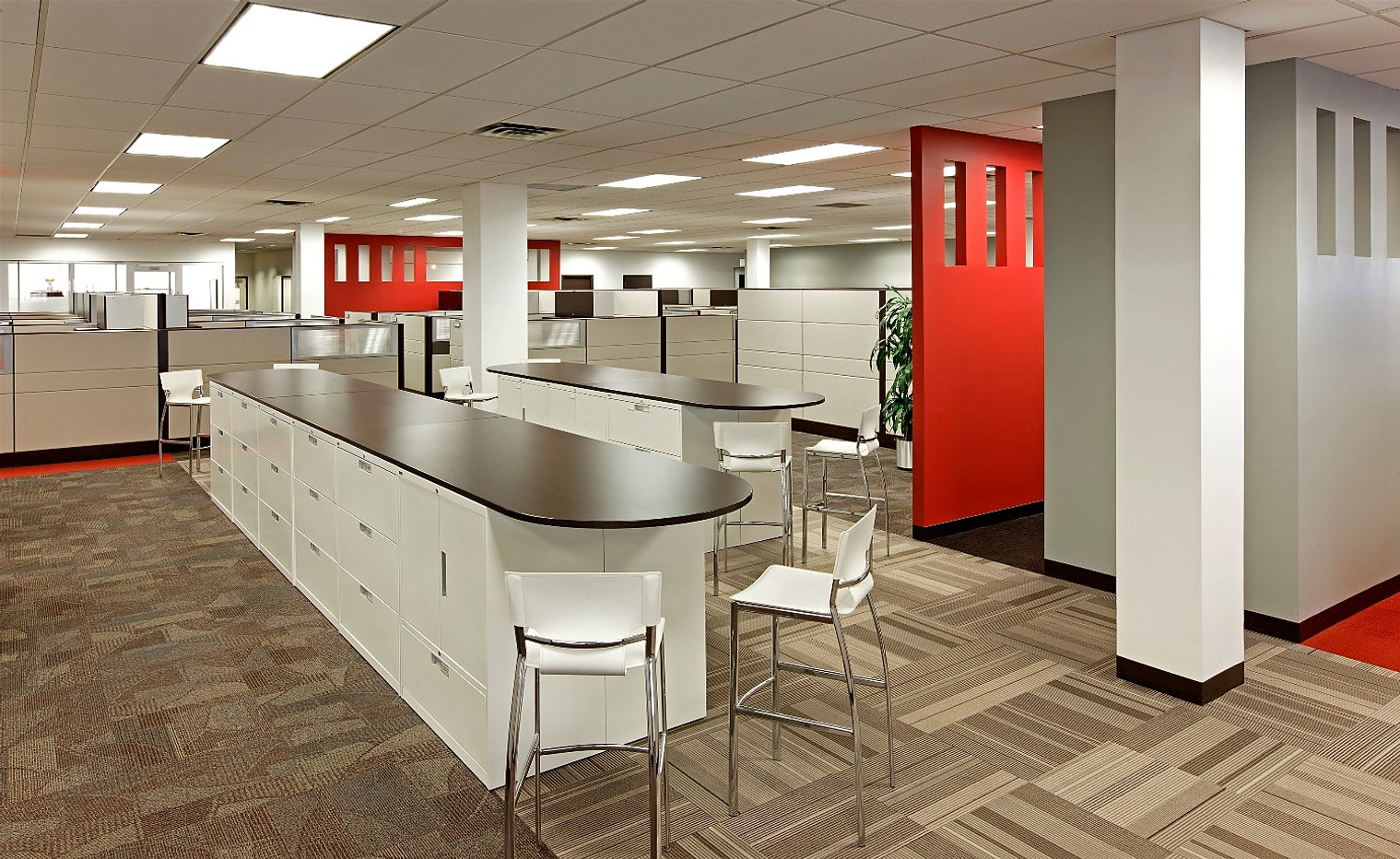 Ldb design commercial interior design toronto office for Commercial interior design