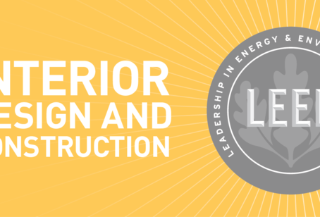 4 Benefits of LEED Certified Interior Design