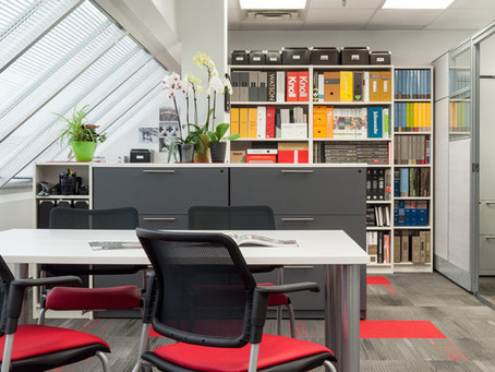 Interior Design Toronto: Why Practical and Appealing Should Meet in Your Office