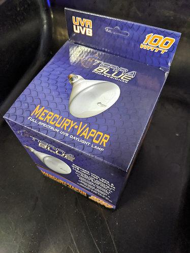 Terra Blue Mercury Vapor Bulb 100 Watt
