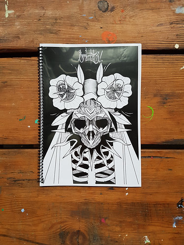 Sketch book 2014 - 2015