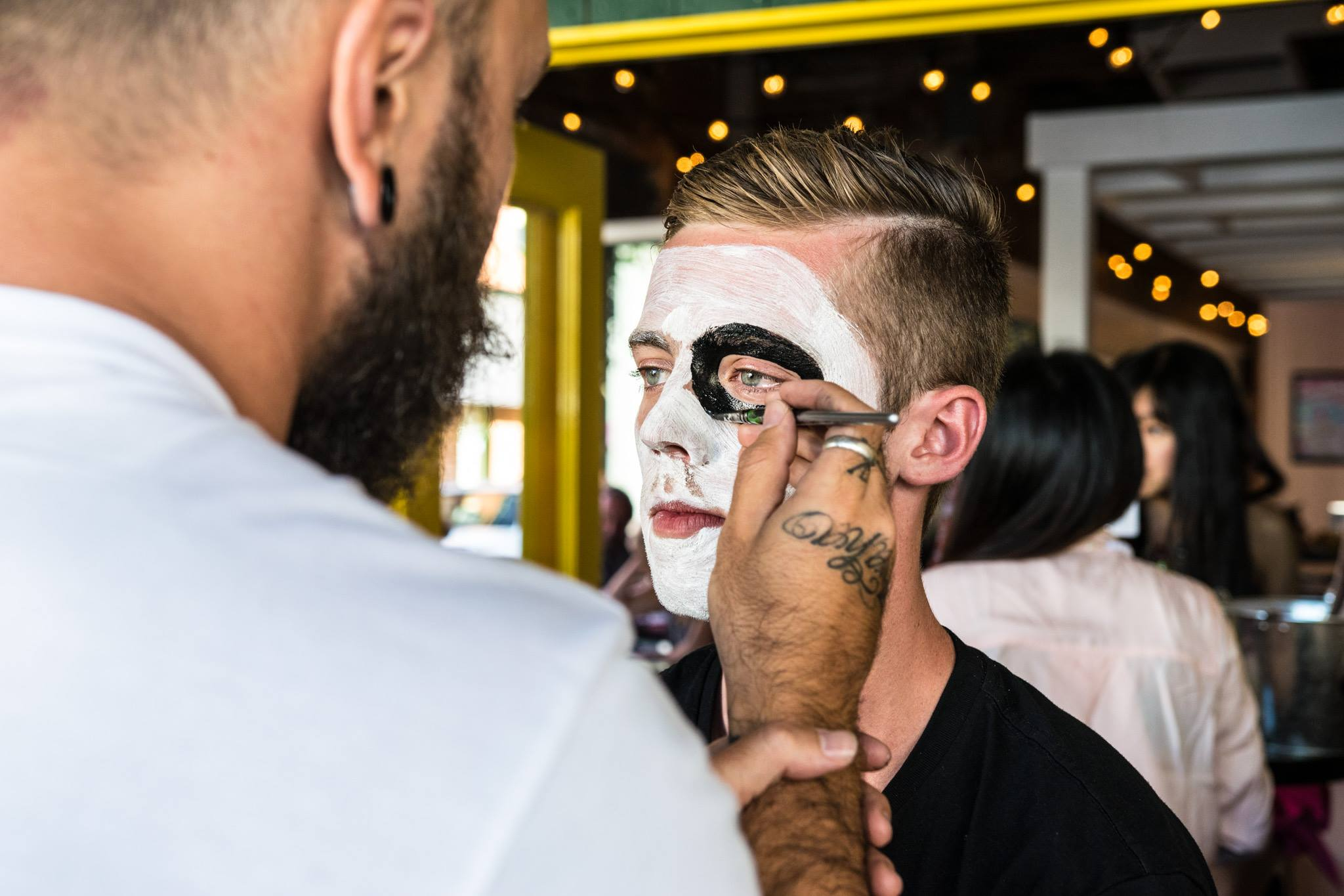Live Face Painting Adelaide