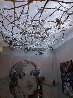 Space Making - Mural & Branching
