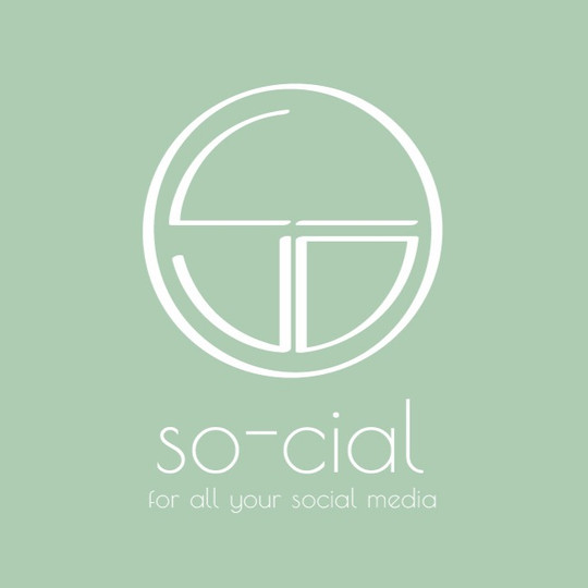 SO-CIAL Logo