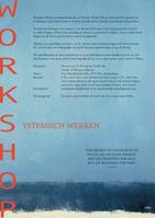 Workshop flyer