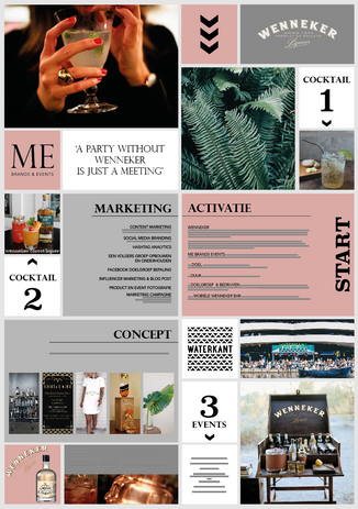 Activation plan ME Brands Events