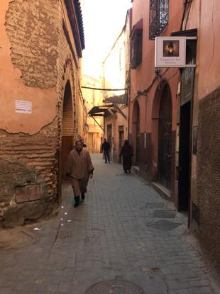 Marrakech photograph
