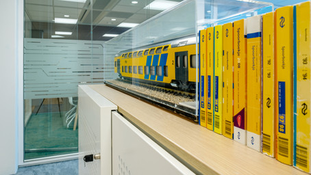 'NS-kantoor Eindhoven'