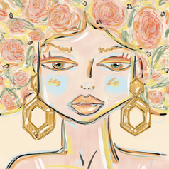 Frida blond
