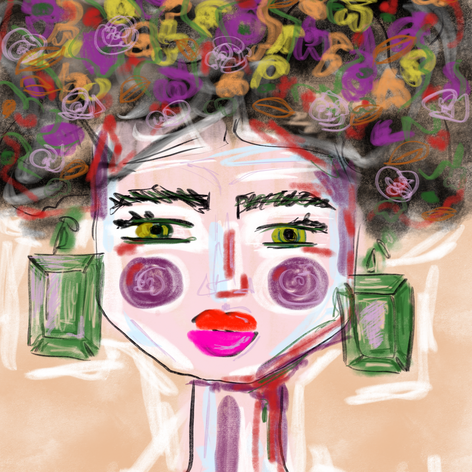 Frida groen