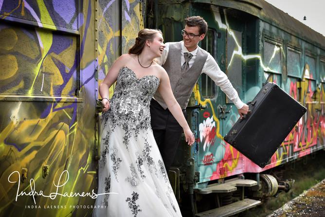 huwelijk Nika & Christiaan