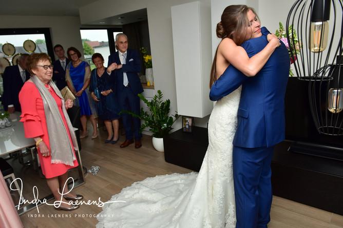 huwelijk Evelien & Michiel
