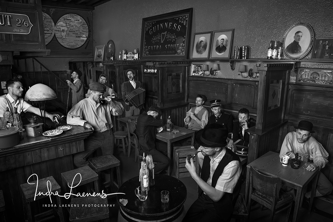zelfportret-Irish-Pub-2018