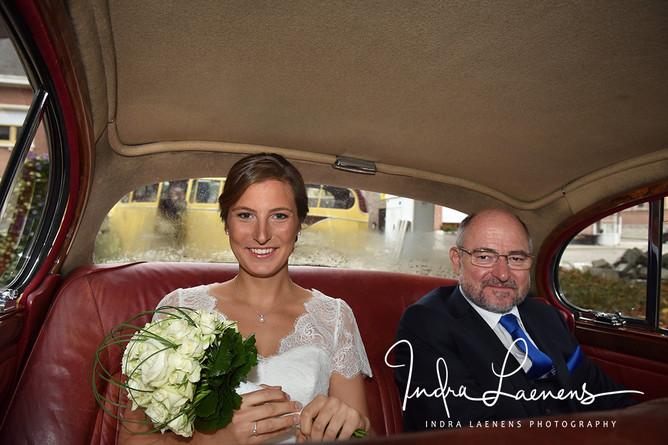 Huwelijk Anneleen & Pieter