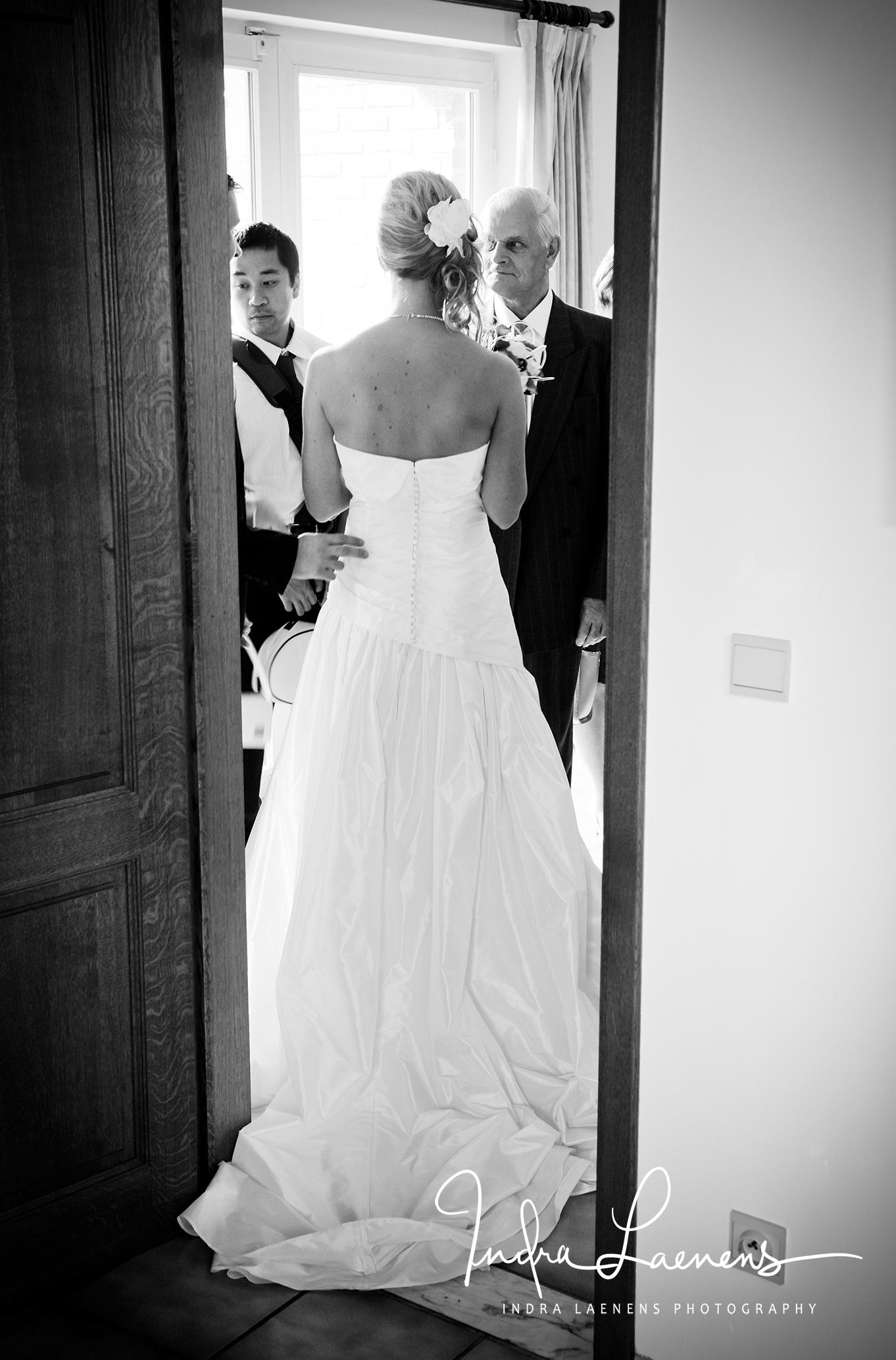 Opmaak bruid- ontmoeting