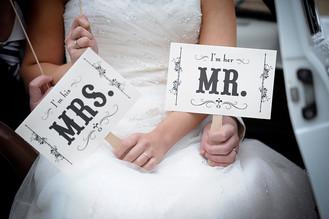 bruidsfotografie mr and mrs