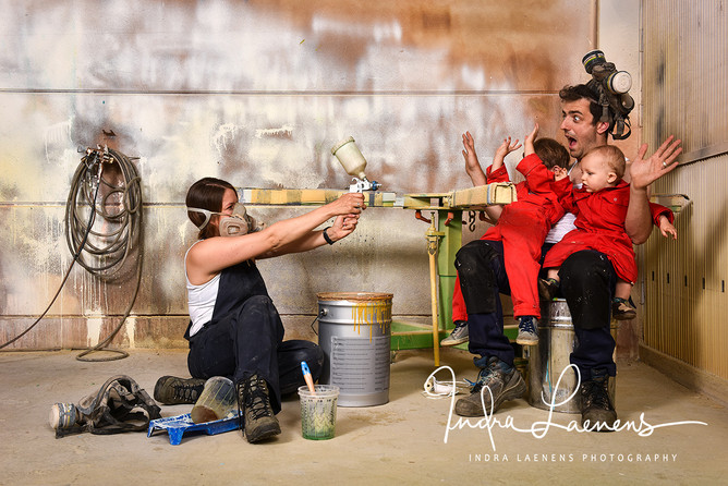 Speciale Familieshoot