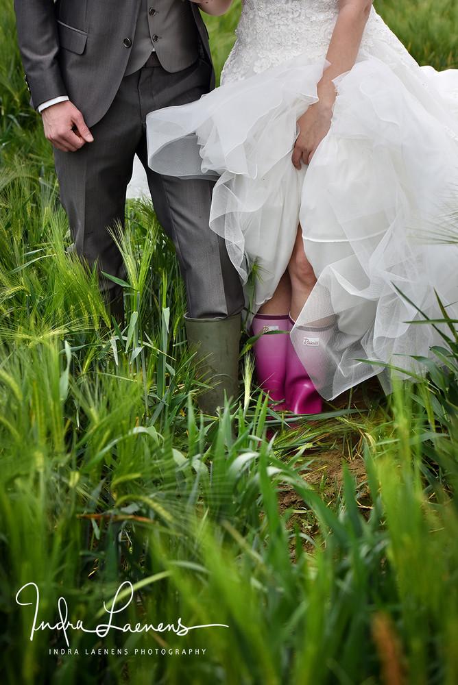 huwelijk Gwen & Herbert