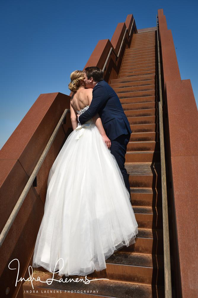 Huwelijk Kevin & Eveline