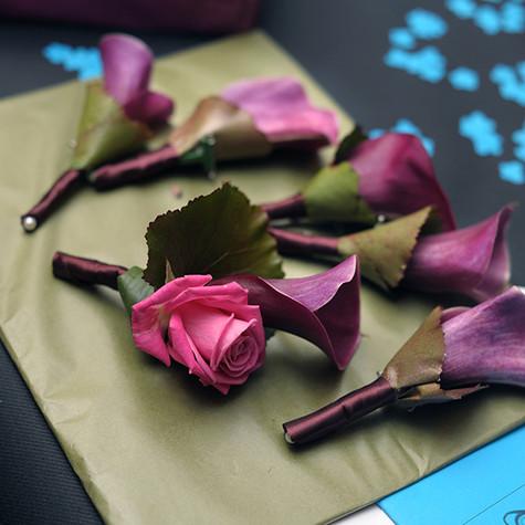 Huwelijksfotografie Bloemen
