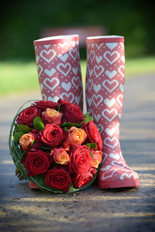 bruidsfotografie love boots