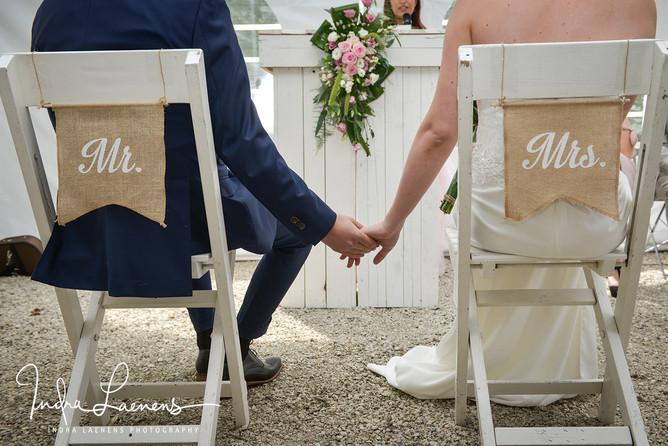 Huwelijk Sarah & Maarten