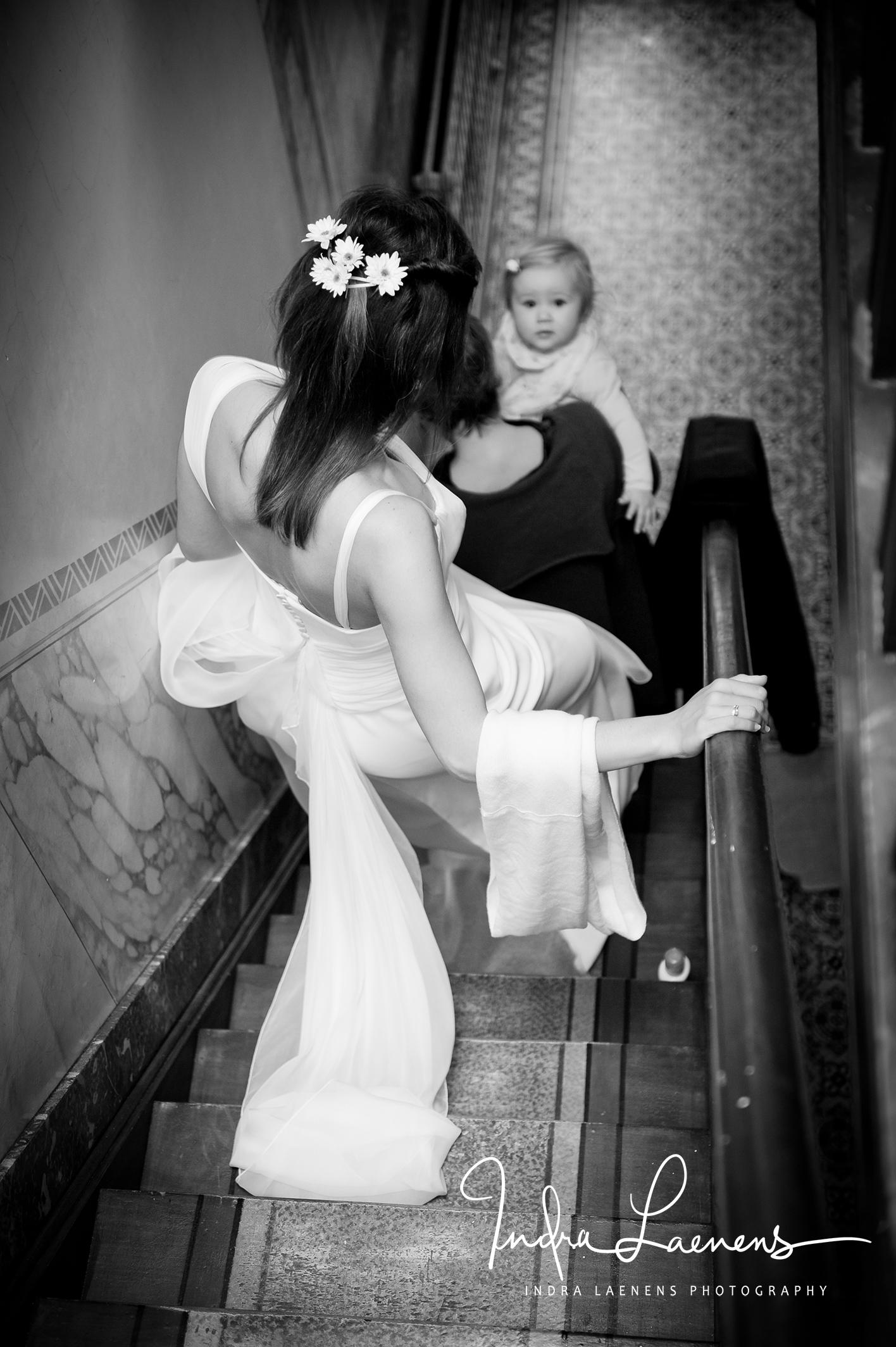 Opmaak bruid- eerste ontmoeting