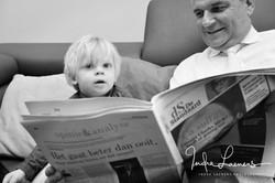 Opmaak huwelijk- krant