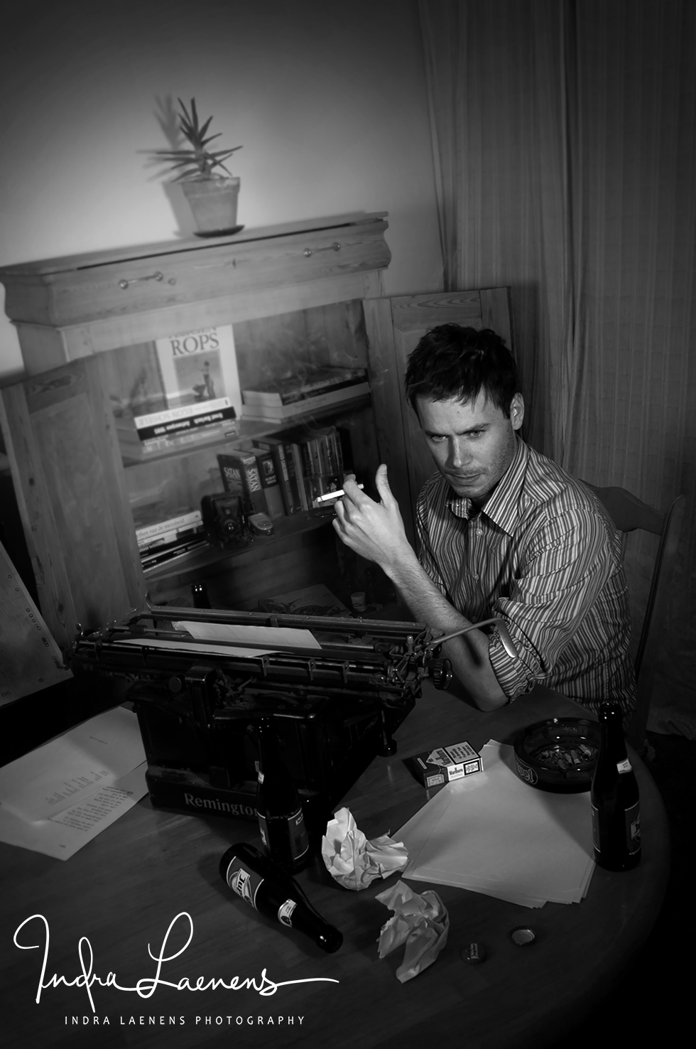 Piet Baete - Schrijver