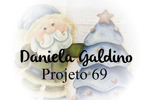 Projeto Digital 69: Papai Noel Country