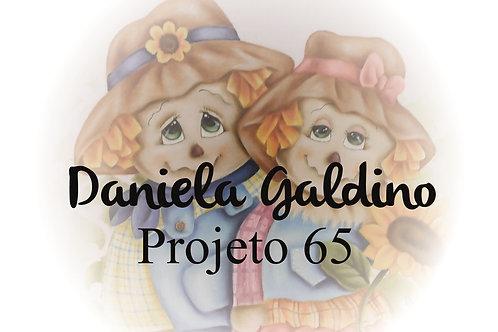 Projeto Digital 65: Casal de Espantalhos