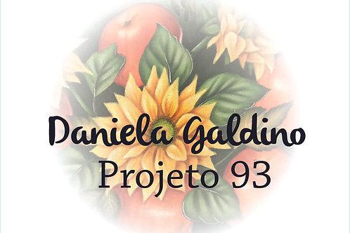 Projeto Digital 93:  Maça com Girassol