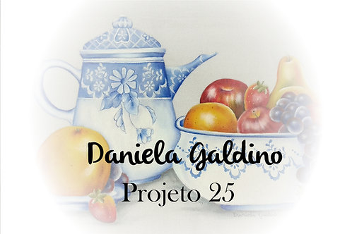 Projeto Digital 25: Frutas com Azulejo Português