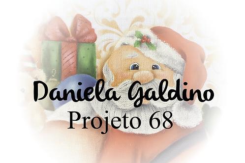 Projeto Digital 68: Papai Noel com Presentes