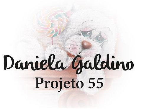 Projeto Digital 55: Páscoa Coelha com Pirulito